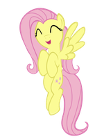 happy flutter vector by shadowandtwilight