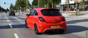 Opel Corsa OPC IV by diddylux