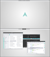openbox on arch by LovelyBacon
