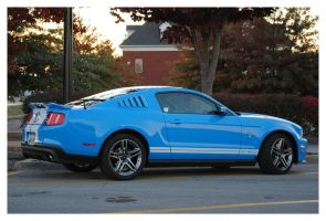 GT 500 Shelby Mustang by TheMan268