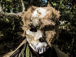 002 the mask -wicker scarecrow- by WickerWolf