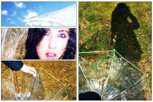 Under My Umbrella Polyptych by AcceptedOutcast
