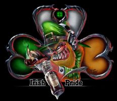 Irish Pride by SkyFinch