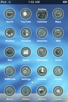 iPod Touch+iPhone Theme by Foif73