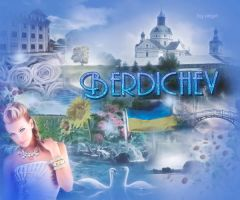 My town) by Olga--by-angel