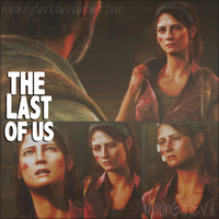 The Last Of Us Tess by MoonGirlEvil