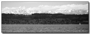 Olympic Range by ricmerry