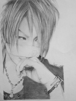 The Gazette - Reita by babi00xd