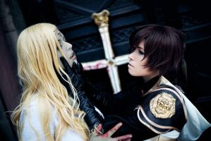 Drakengard 3 - The only kind of love I know by Another-Rose