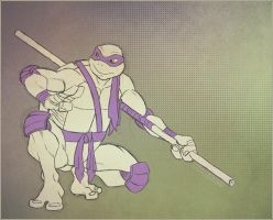 Donatello by kahaeli