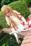 Yuuki Asuna :: The Virtual World Feels So Real by x3Kiko