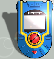 Megaman Battle Network PET by TheCloudOfSmoke