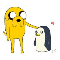 Jake And Gunter by Madi-Gascarr