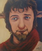 Mr. Tumnus by Jose-Fien