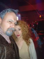 War Doctor and River Song by jeffduck