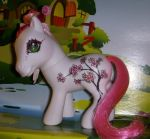 MLP Custom Cherry Blossom by colorscapesart