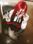 Grell Genderbender by Dhanna-chan