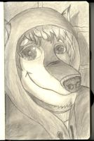 Dawg by BlueFlame74