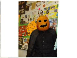 Me in my costume by milozilla