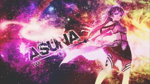 Asuna Wallpaper 4 by Dinocojv