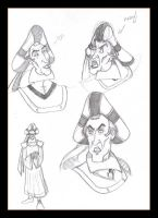 Villain - Claude Frollo by Dr-Blindsy