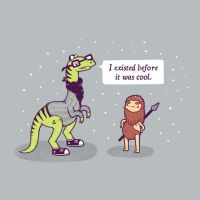 Before it was cool by randyotter