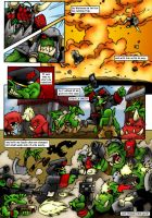 GROT UPRISING COMIC Page 5 by Proiteus