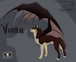 Vendua :Reference sheet: by Saiccu