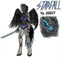 Children of Nightshade - Starfall by Damn-Yuki
