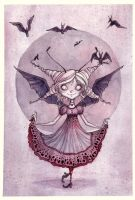 Little Batty Princess by maina