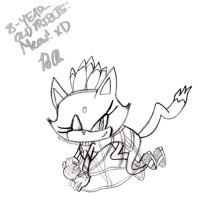 8 Year Old Blaze (Unreleased Version) by bgamix34