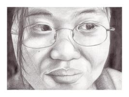 Portrait by LMP-TheClay