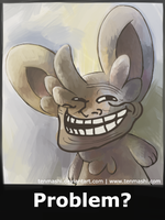 PMD Chill Meme: Trolface by Tenmashi