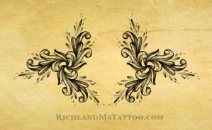 Tattoo Designs in Mississipppi by jacksonmstattoo