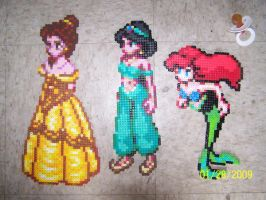 Princesses by Cristiaso