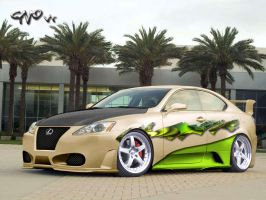 Lexus IS250 - VT by Askashi