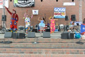 Puerto Rican/Latin Festival, The Funny Side 16 by Miss-Tbones