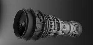 Engine WIP by yesterdaysgrace