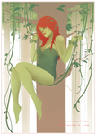 poison ivy by chocomantha