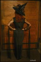 The Witch At The Door by Estruda