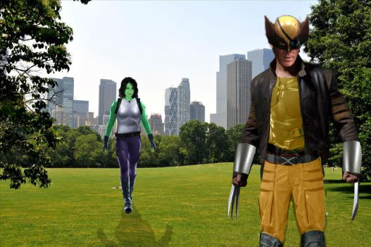Wolverines # 13 Live action part 2 by Darth-Slayer