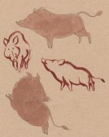 boars 1 by luve