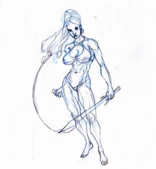 hippolyta ....ftw :D by Selkirk