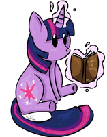 Little Twilight by SnownightTheCat