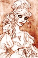 Princess of Fairytale Hollow by MistyTang