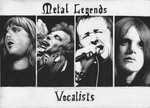 Metal Legends - Vocalists by RonnySkoth