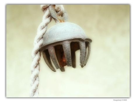 A Simple Bell by osagelady