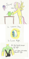 Ask Green Lantern Fluttershy5 - Part 2 by The-rogue-shadow
