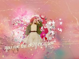 You are the only exception2 by AngeLiCiOuZz