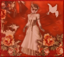 Victorian Red by icu109